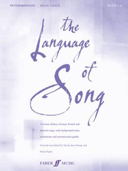 The Language of Song: Intermediate (AL-12-0571523439)
