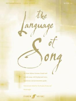 The Language of Song: Intermediate (AL-12-0571523447)