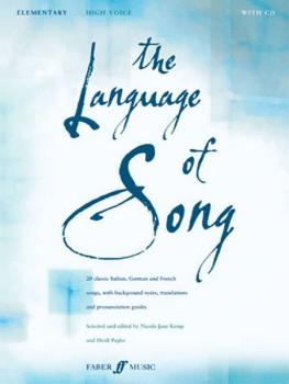The Language of Song: Elementary (AL-12-0571523455)