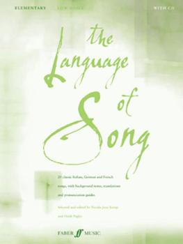 The Language of Song: Elementary (AL-12-0571523463)