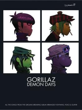 Gorillaz: Demon Days (AL-12-0571524532)