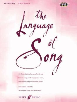 The Language of Song: Advanced (AL-12-0571530753)