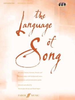 The Language of Song: Advanced (AL-12-0571530761)