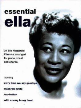 Ella Fitzgerald: Essential Ella: 20 Ella Fitzgerald Classics (AL-12-0571530974)
