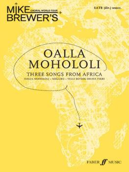 Oalla Mohololi: Three Songs from Africa (AL-12-0571534554)
