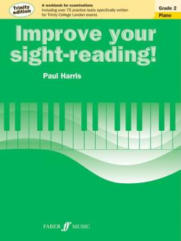 Improve Your Sight-Reading! Trinity Edition, Grade 2: A Workbook for E (AL-12-0571537529)