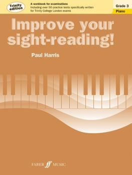 Improve Your Sight-Reading! Trinity Edition, Grade 3 (AL-12-0571537537)