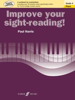 Improve Your Sight-Reading! Trinity Edition, Grade 4: A Workbook for E (AL-12-0571537545)