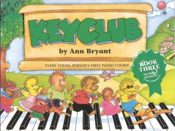 Keyclub Pupil's Book 3 (AL-55-3584A)