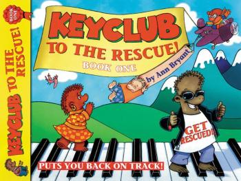 Keyclub to the Rescue, Book 1 (AL-55-9003A)