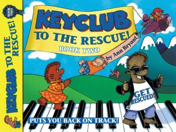 Keyclub to the Rescue, Book 2 (AL-55-9004A)