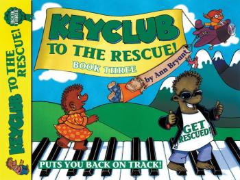 Keyclub to the Rescue, Book 3 (AL-55-9005A)