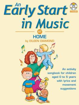 An Early Start in Music at Home (AL-55-9313A)