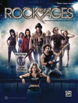 Rock of Ages: Movie Selections: Sheet Music Selections from the Motion (AL-00-39478)