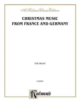 Christmas Music from France and Germany (AL-00-K02047)