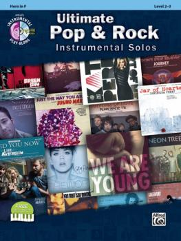 Ultimate Pop & Rock Instrumental Solos (AL-00-40805)
