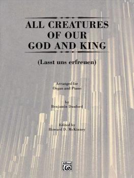 All Creatures of Our God and King (Lasst uns erfreuen) (AL-00-FES10106)