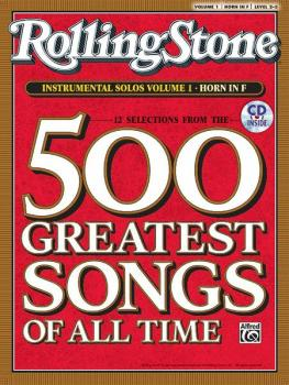 Selections from <i>Rolling Stone</i> Magazine's 500 Greatest Songs of  (AL-00-30350)