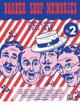 Barber Shop Memories, Number 2 (AL-00-TMF0119)