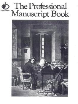 "12 Stave Professional Manuscript Book (Size: 9"" x 12"") (AL-00-MP0004)"