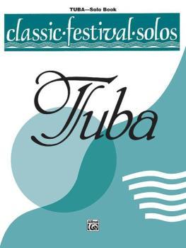 Classic Festival Solos (Tuba), Volume 2 Solo Book (AL-00-EL03895)