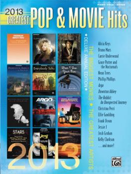 2013 Greatest Pop & Movie Hits: The Biggest Movies * The Greatest Arti (AL-00-41033)