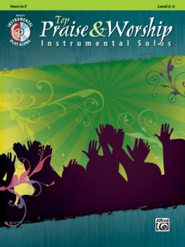 Top Praise & Worship Instrumental Solos (AL-00-34237)