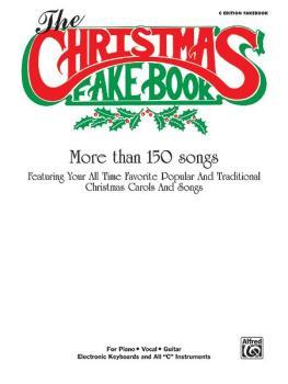 The Christmas Fake Book (AL-00-F3021FBA)