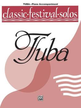 Classic Festival Solos (Tuba), Volume 1 Piano Acc. (AL-00-EL03747)