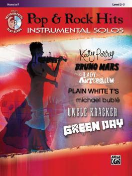 Pop & Rock Hits Instrumental Solos (AL-00-37430)