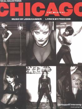 Chicago: Stage Vocal Selections (AL-12-0571528651)