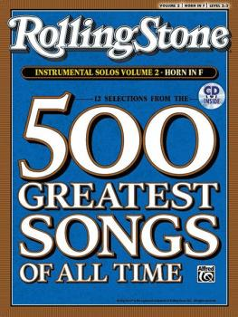 Selections from <i>Rolling Stone</i> Magazine's 500 Greatest Songs of  (AL-00-30857)