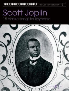 Scott Joplin: 15 Classic Songs for Keyboard (AL-12-0571538576)