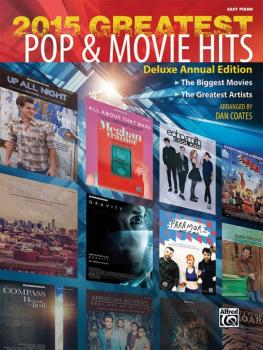 2015 Greatest Pop & Movie Hits: The Biggest Movies * The Greatest Arti (AL-00-44369)