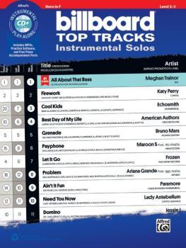 Billboard Top Tracks Instrumental Solos (AL-00-44415)