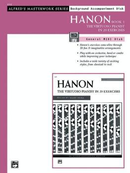 Hanon: The Virtuoso Pianist, Book 1 (AL-00-5715)