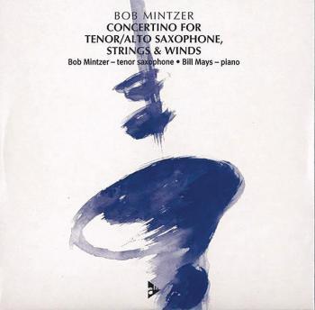 Concertino for Tenor/Alto Saxophone, Strings & Winds (AL-01-ADV40004)