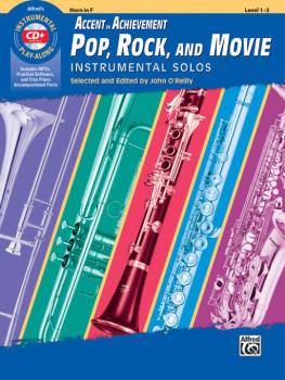 Accent on Achievement Pop, Rock, and Movie Instrumental Solos (AL-00-45915)