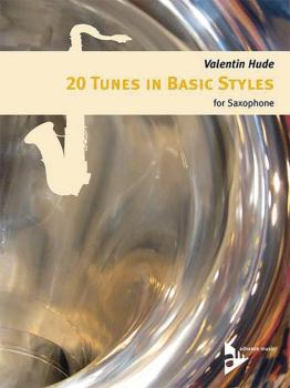 20 Tunes in Basic Styles for Saxophone (AL-01-ADV7078)