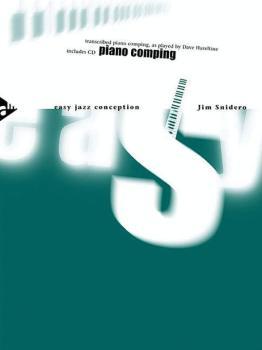 Easy Jazz Conception: Piano Comping (Transcribed Piano Comping, as Pla (AL-01-ADV14767)
