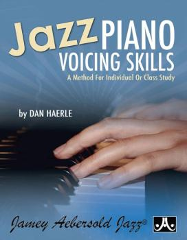 Jazz Piano Voicing Skills: A Method for Individual or Class Study (AL-24-DAN)