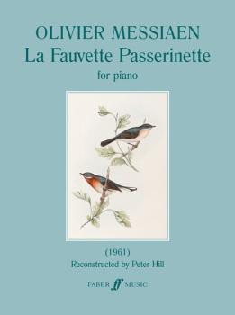 La Fauvette Passerinette (AL-12-057153905X)