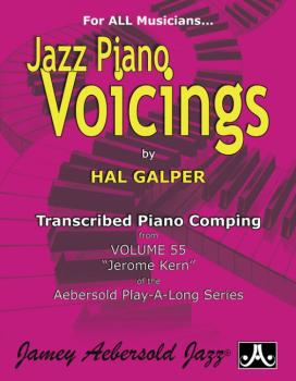 Jazz Piano Voicings (Transcribed Piano Comping from <i>Volume 55 Jerom (AL-24-JKP)