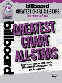 Billboard Greatest Chart All-Stars Instrumental Solos: Top Performing  (AL-00-46180)