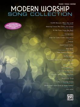 Modern Worship Song Collection (AL-00-45958)