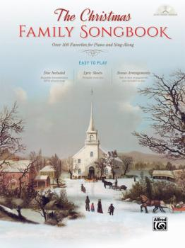 The Christmas Family Songbook: Over 100 Favorites for Piano and Sing-A (AL-00-44362)