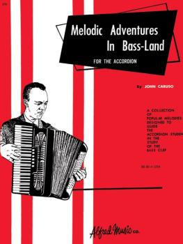 Palmer-Hughes Accordion Course Melodic Adventures in Bass-Land: A Coll (AL-00-276)