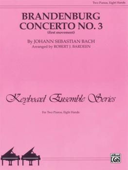 Brandenburg Concerto No. 3 (First Movement) (AL-00-PA9504)