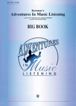Bowmar's Adventures in Music Listening, Level 1 (AL-00-BMR08201B)