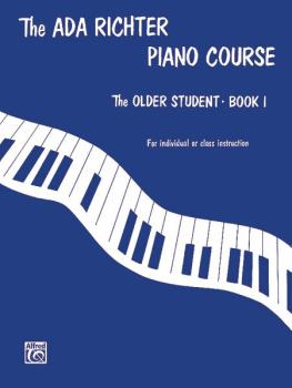 Ada Richter Piano Course: The Older Student, Book 1 (For Individual or (AL-00-AR0007)